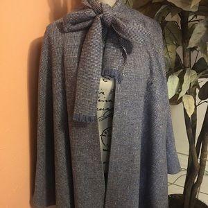 Jackets & Blazers - Wool shawl